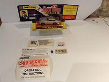 Corgi Toys 270 James Bond Aston Martin All Original Boxed