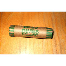 1979-D Uncirculated ROOSEVELT DIME ROLL