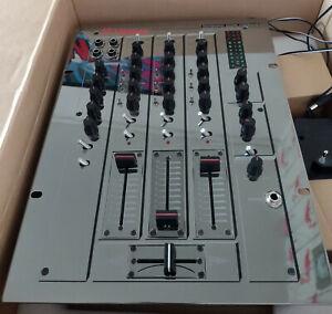 Vestax PMC 170A DJ Mixer, Top Zustand, Crossfader -> Neu, Originalkarton