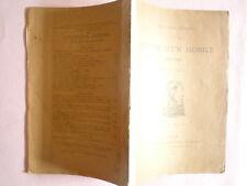 FRANCOIS COPPEE LETTRE D'UN MOBILE BRETON ED LEMERRE  1881