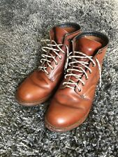 Red Wing 9016 Beckman cigar leather boots UK 8 1/2 (Convient UK 9.5) UE 42+