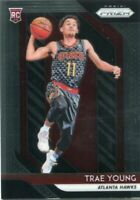 Trae Young 2018-19 Panini Prizm Rookie Card