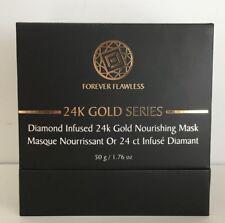 Forever Flawless 24K Gold Series Diamond infused 24K Gold Nourishing Mask