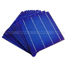 DIY 160W Solar Panel - 40pcs 6x6 Whole High Efficiency Poly Solar Cells for DIY