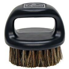 Clipper Cleaning Knuckle Barber Brush  Scalpmaster #SC-9048