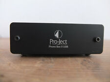 Pro Ject Phono Box II USB TOP !!! Reinschauen !!!