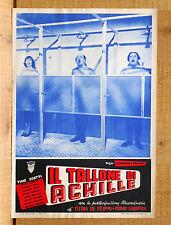IL TALLONE DI ACHILLE fotobusta poster Paolo Stoppa Lees Shower Doccia L83