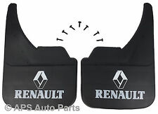 Universal Van Mudflaps Front Rear Renault Logo Master Maxity Mud Flap Guard