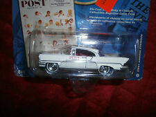 JOHNNY LIGHTNING THE SATURDAY EVENING POST 1:64 1957 LINCOLN PREMIERE #12