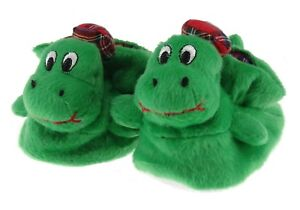 Scottish Famous Loch Ness Monster Baby Bootees By Glen Appin of Scotland