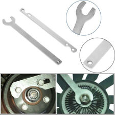 32mm Fan Clutch Wrench and Water Pump Pulley Holder Removal Tool Kit For BMW