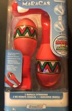 Wii SOFT MARACAS NEW SEALED