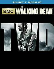 The Walking Dead: The Complete Sixth Season (Blu-ray Disc, 2016, 5-Disc Set,...