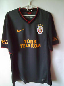 EXCELLENT !!!! 2013-14 Galatasaray Away Shirt Jersey Trikot L