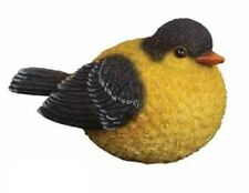 Small Resin SONGBIRD Figurine--YELLOW FINCH--from Carson Home Accents