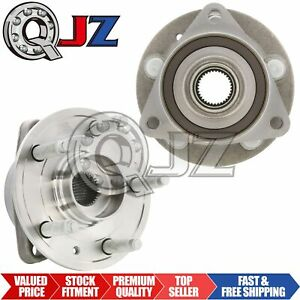 For 2016-2019 Chevrolet Volt [FRONT (Qty:2)] Wheel Hub Bearing Assembly