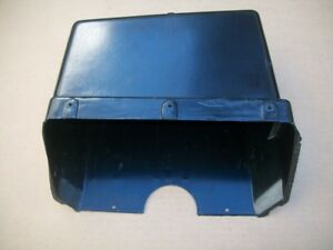 NOS MoPar 1970-1977 Dodge B series Plymouth Voyager Van Plastic Glove Box Insert