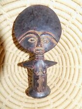 African Fertility Doll-Africa Asante Ashanti akua ba sculpture art decor ddfs309