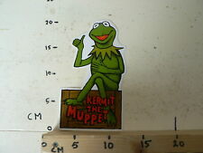 STICKER,DECAL KERMIT THE MUPPET SHOW VINTAGE LARGE STICKER