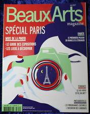BEAUX-ARTS magazine - n°394 de 2017 - Jeu vidéo, la Photo, Picasso...