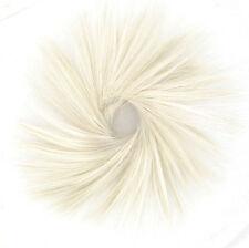 hair extension Scrunchie white ref: 21 60 peruk