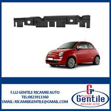 Neu Fiat 500 2007-2015 Vorne Stoßstange Unten Chrom Blenden Rand Paar Set Sonstige