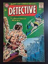 Detective Comics #337 ~ Deep Freeze Menace DC, 1965