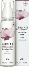 Overnight Peel, Derma E, 2 oz