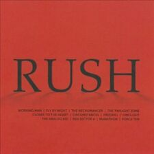RUSH Icon CD BRAND NEW 12 Track Compilation