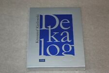Kieślowski Krzysztof - Dekalog (Blu-Ray) - POLISH RELEASE ( English Subtitles)