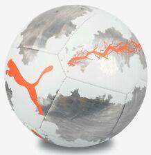 PUMA SPIN Round Soccer Ball White Football Futsal Training SZ5 Balls 08340601