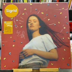 Sigrid - Sucker Punch / LP (7726919) limited splatter, b-stock