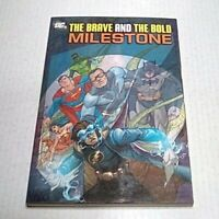 Brave and the Bold Milestone TPB #1 (DC) 2010 -- 1st print -- VF/NM -- UNREAD!!!