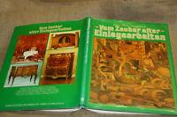 Fachbuch alte Intarsien, Einlegearbeiten, Möbeldekoration, Holzbilder,Möbelkunde