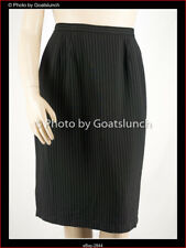 Mirrors Woman Stripe Tailored Corporate Skirt Size 20 New Without Tags