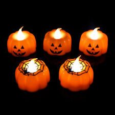 Pumpkin Lantern LED Lamp  Halloween Light Party Home Decoration Acces
