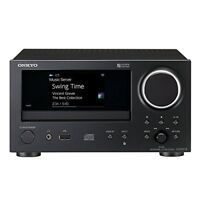 ONKYO CR-N775(B) Network CD Receiver Hi-Res Black EMS w/ Tracking