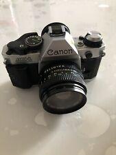 Canon AE-1 Program ++ Canon Lens FD 500mm 1:1.8 ++ Kamera