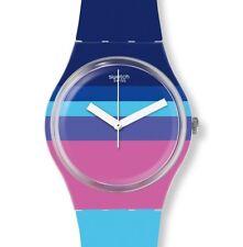 Swatch Gent Azul Heure GE260 Neuware