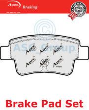Apec Rear Brake Pads Set OE Quality Replacement PAD1559