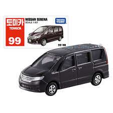 Takara Tomy Tomica #99 Nissan Serena Diecast Car Vehicle Toy 1:64 scale