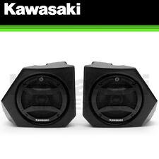 NEW 2020-2021 GENUINE KAWASAKI TERYX KRX 1000 REAR POD SPEAKER SET BY HIFONICS®