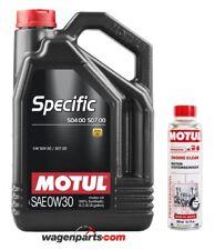 Aceite Motul Specific VW Audi Skoda SEAT 50400 50700 0w30 5 litros Engine Clean