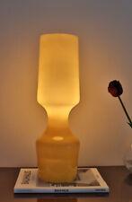 Mid Century Tischlampe Ikea Pop Art Design 80s Memphis Ära Glaslampe
