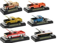 New M2 Machines 1:64 Auto-Trucks, Release 58 Diecast Models