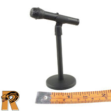 Donald Trump - Microphone (Metal) w/ Stand - 1/6 Scale - DID Action Figures
