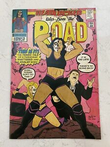 Headlocked Tales From The Road Thunder Rosa Pro Wrestling Crate January AEW NWA