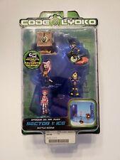 Code Lyoko Sector 1: ICE Episode 30 MR. PUCK **BRAND NEW**  Yumi Odd Ulrich Blok