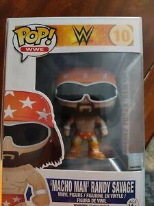 Funko POP WWE (Macho Man) Randy Savage