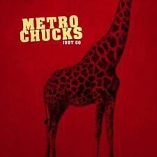 METRO CHUCKS - JUST GO   CD NEW+